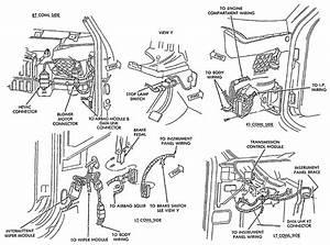 1994 Jeep Grand Cherokee Laredo  Wiper Motor Tests  Same Issue