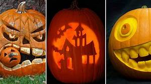 Citrouille D Halloween Dessin : les citrouilles d 39 halloween les plus incroyables ~ Nature-et-papiers.com Idées de Décoration