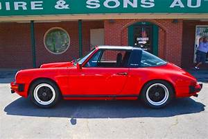 Porsche 911 Targa 1980 : 1980 porsche 911 gaa classic cars ~ Medecine-chirurgie-esthetiques.com Avis de Voitures