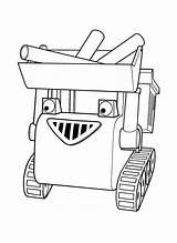Bob Builder Coloring Muck Baumeister Aggiustatutto Colorare Disegni Malvorlagen Ausmalbilder Hammer Zum Ausmalen Carries Materials Printable Legends League Konabeun Budowniczy sketch template