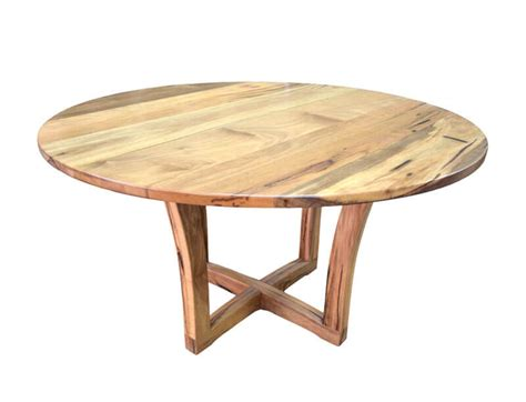round table seats 8 quot bremer bay quot marri 8 seat round dining table jarrimber