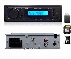 Fm Receiver Auto : new pyle plr26mpu car in dash am fm radio usb sd receiver ~ Jslefanu.com Haus und Dekorationen