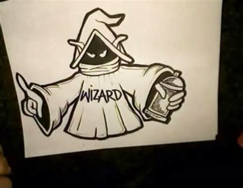 Graffiti Wizard Character : The Gallery For --> Vitalia Sesha