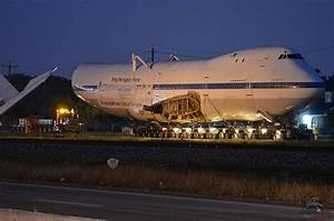 [Photos] Shuttle Carrier Aircraft's 'big move' to Space ...