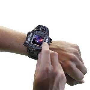 Tri Optics Spy Gear Watch