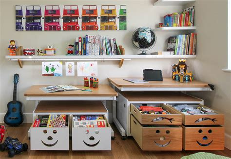 Bespoke Custom Made To Measure Playrooms For Children