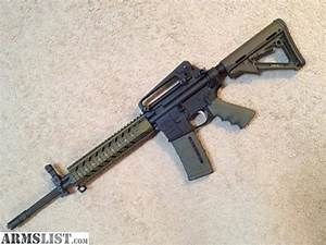 ARMSLIST For Sale For Sale Beautiful AR 15 WOD Green