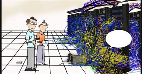 friday funny pick     caught   cables data center knowledge