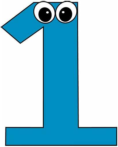 Cartoon Number Clipart Numbers Clip Animated Graphics