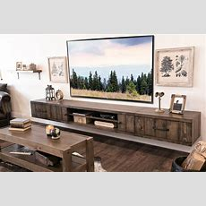 Farmhouse Living Room Small Tv Stand Excellent Decoration