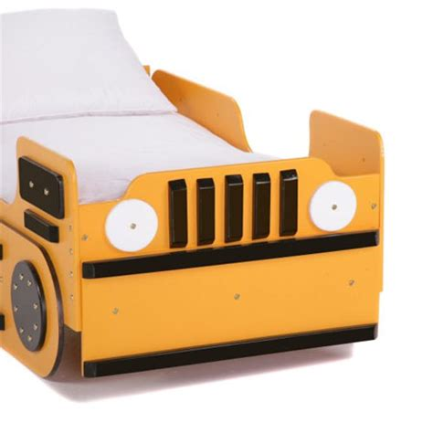 bulldozer toddler bed makes sleeping a comfortable and
