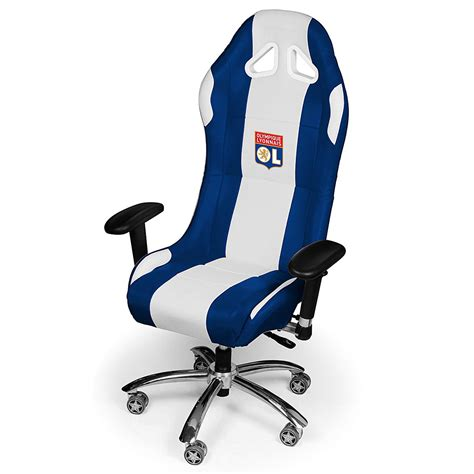 med lyon siege subsonic football gaming chair ol siège pc subsonic