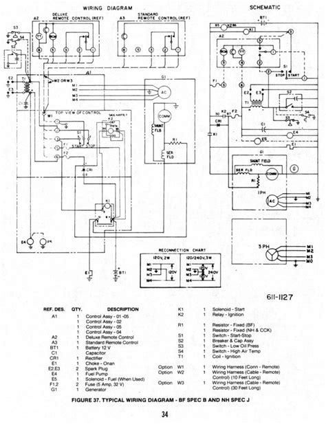 Hurst Boiler Wiring Diagram by Onan Generator Remote Switch Wiring Diagram Auto