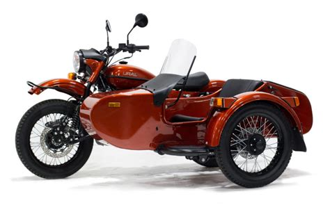 Ural Ct Modification by Ural Upgrades 2017 Sidecar Fleet Motorbike Writer
