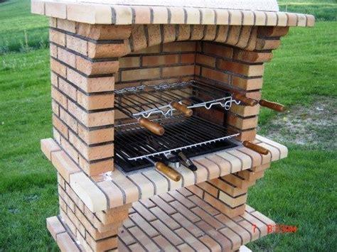 comment fabriquer un barbecue en briques bricobistro