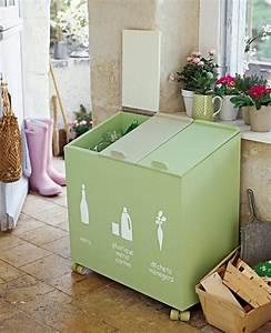 une poubelle aux couleurs de lecologie marie claire With maison de l ecologie 17 photo girolle comestible