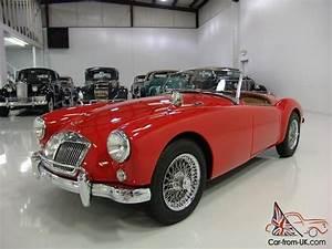 1957 Mga Roadster  4