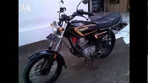 Honda Gl100 Siap Tuering
