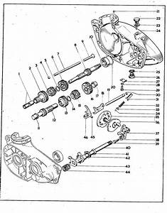 Bsa Bantam Engine Diagram