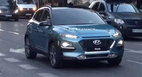 Gambar Mobil Gambar Mobilhyundai Kona 2019 by Hyundai Kona 2018 Front Autonetmagz Review Mobil Dan