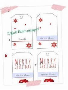 Weihnachtsgeschenke Zum Ausmalen : adventskalender t rchen nr 20 geschenkanh nger zum ~ Watch28wear.com Haus und Dekorationen