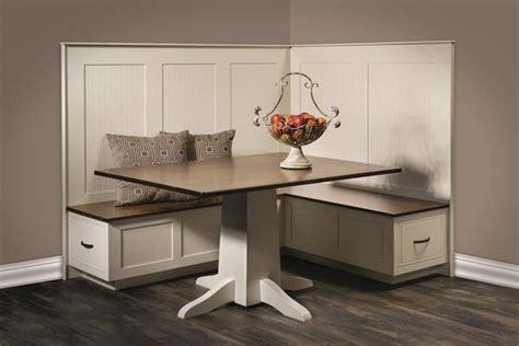 south haven kitchen nook  dutchcrafters amish furniture