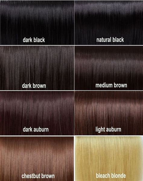 Shades Of Hair Dye by Pin By Annora On Hair Color Inspiration Hair Color For