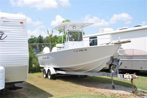 Aluminum Center Console Boats by Aluminum Center Console Boat For Sale In