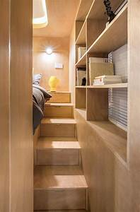 Small, Apartment, In, Shanghai, Designed, With, Loads, Of, Storage