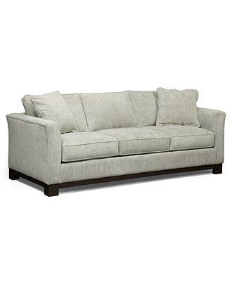 Macys Kenton Sofa Parchment by Kenton Fabric Sofa Fabric Sofa Sofas And Sofa Furniture