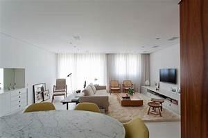 Décoration Appartement Moderne : d co interieur appartement moderne exemples d 39 am nagements ~ Nature-et-papiers.com Idées de Décoration