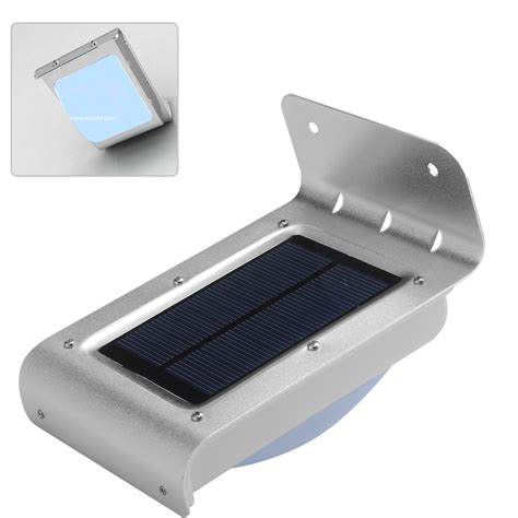 wholesale solar powered outdoor light pir outdoor light