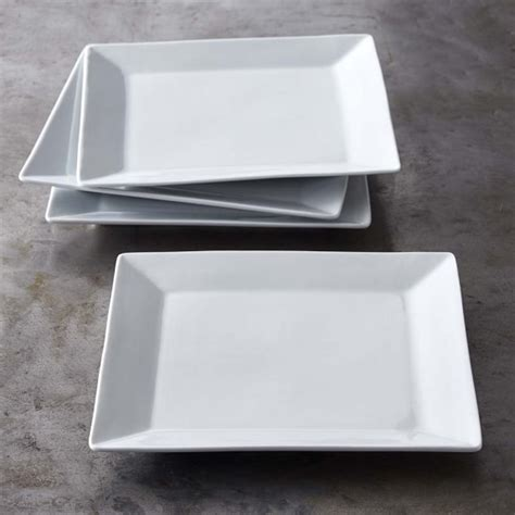 Viereckige Teller by Open Kitchen By Williams Sonoma Square Dinner Plates