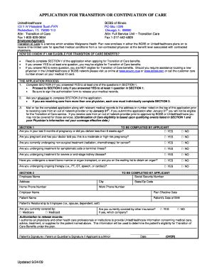 Bcbsnc Continuity Of Care Form by Fillable Online Nrcs Usda Middle Rogue 17100308 Natural