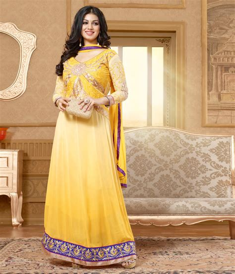 Fashion Mag Bollywood Actress Wear The Yellow Frocks By
