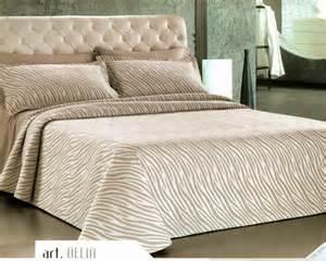 King Size Bed Spreads by Copriletto Matrimoniale Non Trapuntato Jacquard Delia
