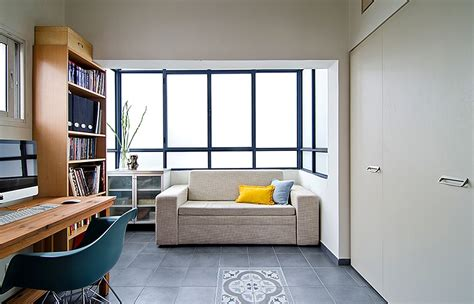 Colorful Renovation Brings Old World Charm To Small Tel