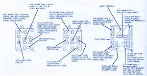 Ford Fairlane 1998 Fuse Box  Block Circuit Breaker Diagram