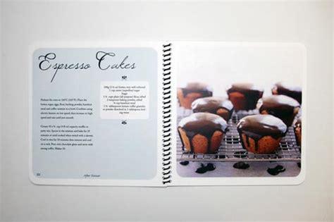beautiful recipe book designs jayce  yesta