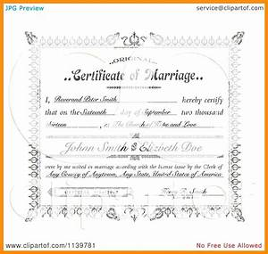 commemorative certificate template - marriage certificate templates free choice image avery