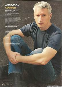 Why Anderson Cooper Was Destined To Be A Style Icon ...