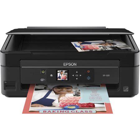 walmart color copies epson expression home xp 320 multifunction printer