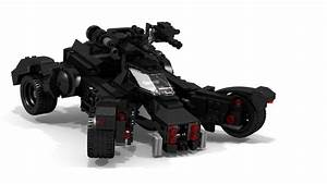 Lego Batman Batmobile : this lego arkham knight batmobile is amazing ign ~ Nature-et-papiers.com Idées de Décoration