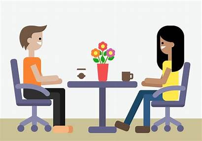 Meeting Interview Graphic Meetings Svg Vectors Graphics