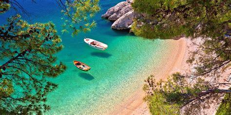 kroatien urlaubsorte sandstrand kroatien urlaub am meer reiseziele tipps str 228 nde