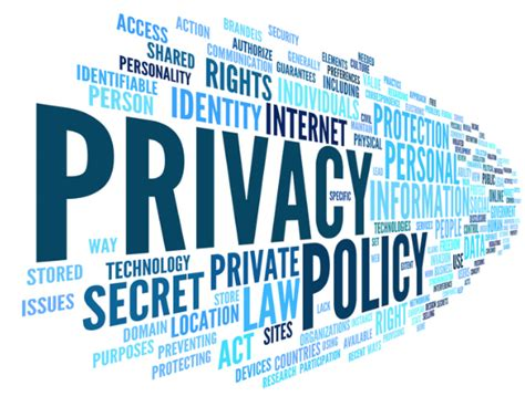 Sample Privacy Policy Template Gdpr