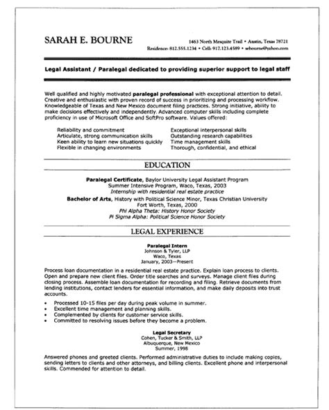 Exles Of Combination Resumes by Sle Combination Resumes Resume Vault