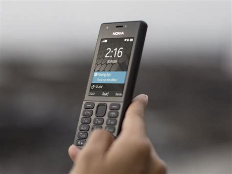 click selfie with flash nokia 216 dual sim feature phone launched at rs 2 495 gizbot news