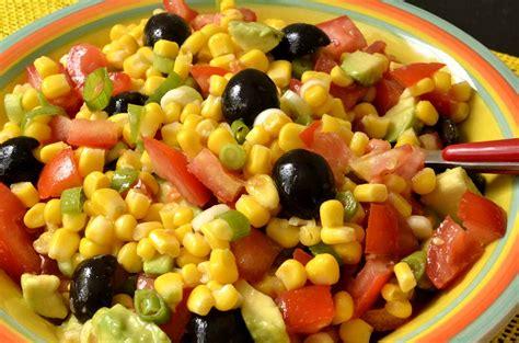 plat facile a cuisiner salade mexicaine toute simple ma cuisine santé