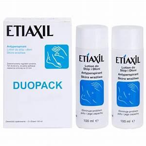 Etiaxil Original Antiperspirant Tonic Against Excessive